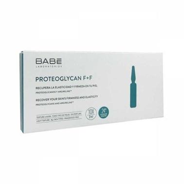 Babe BABE Proteoglycan F+F 10 x 2 ml Ampul - Anti-Aging Etkili Konsantre Bakım Renksiz